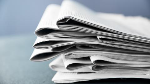 News Pile