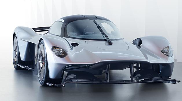 Aston Martin E Rapide front.