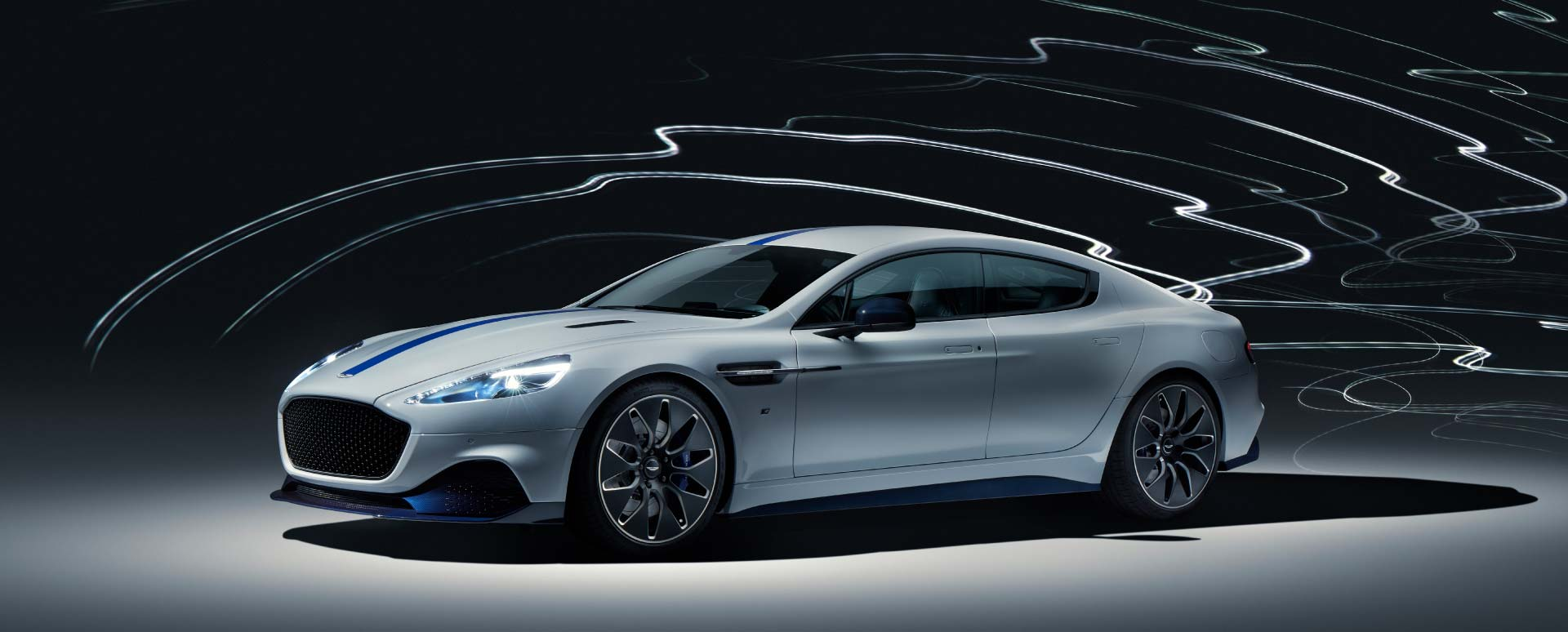 Aston Martin Electric