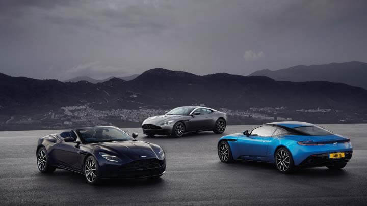 used aston martin cars for sale