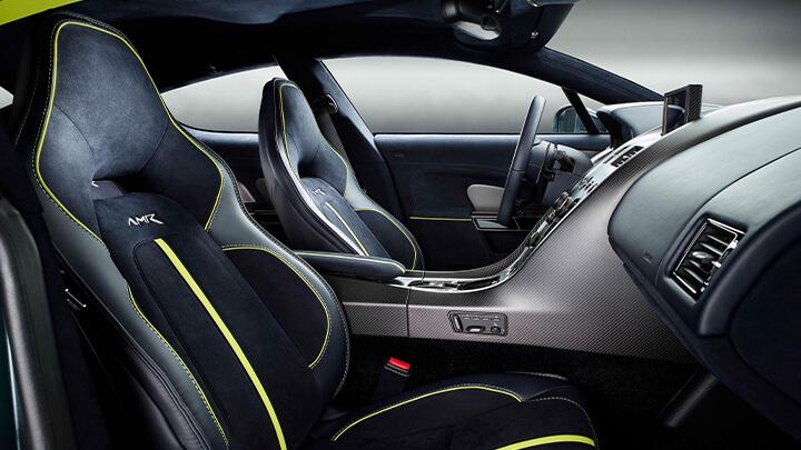 Aston Martin Rapide AMR Interior