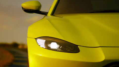 Aston Martin Vantage Light
