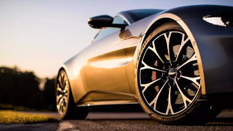 Aston Martin Vantage, Wheel