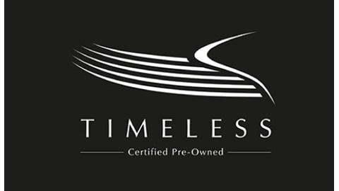Timeless logo.