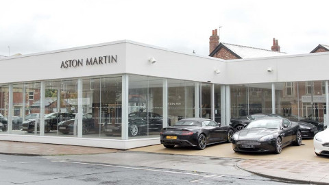 Stratstone Aston Martin Dealership