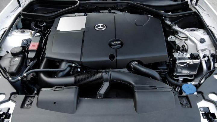 Mercedes-Benz SLK Engine