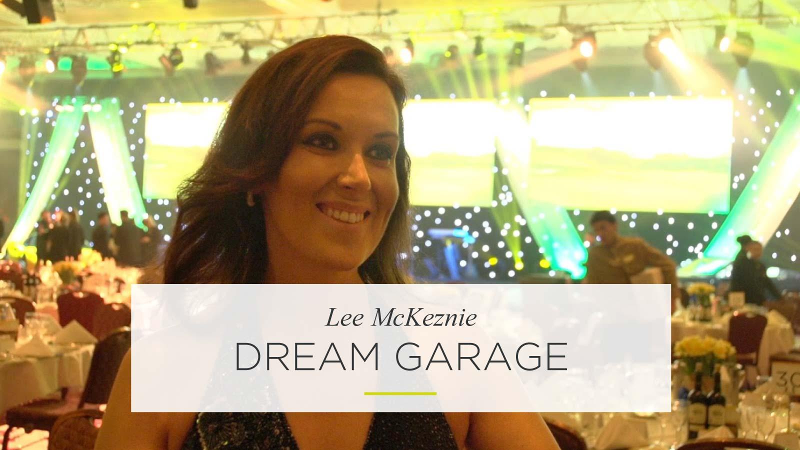 Lee McKenzie Dream Garage
