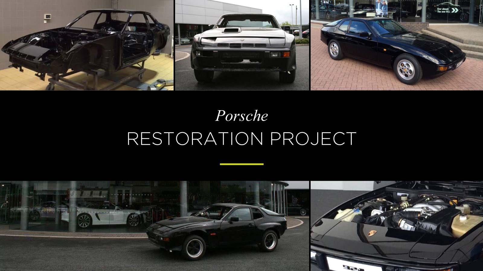 Porsche Classic Restoration Project