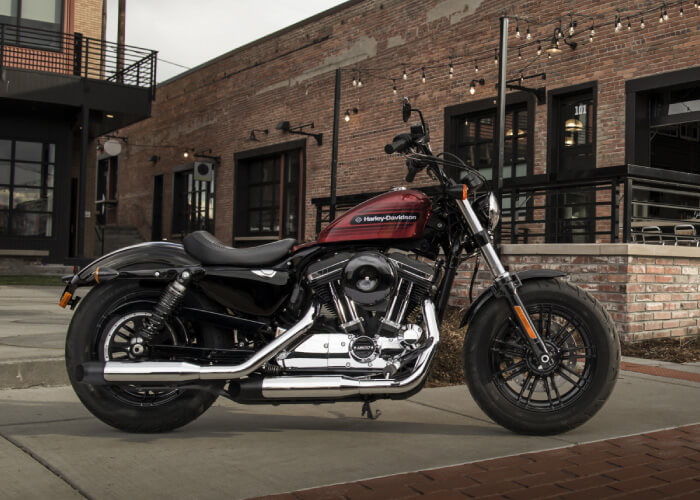 Harley-Davidson Sportster Forty Eight Special