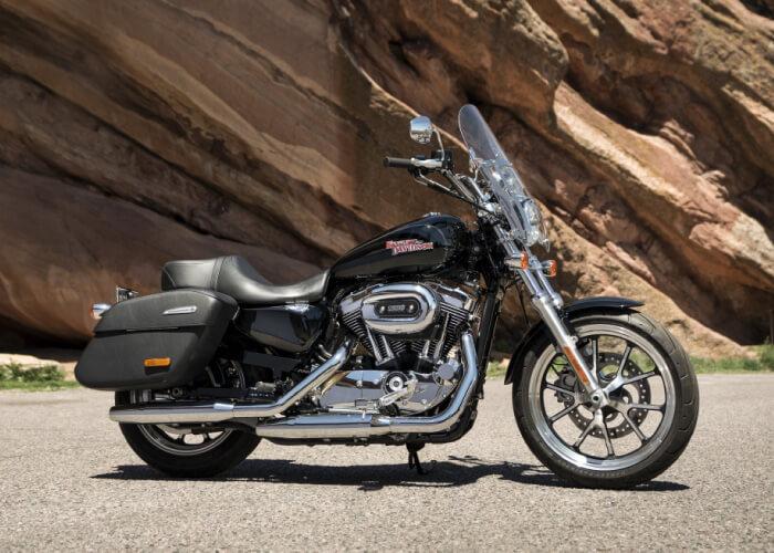Harley-Davidson Sportster Superlow 1200T