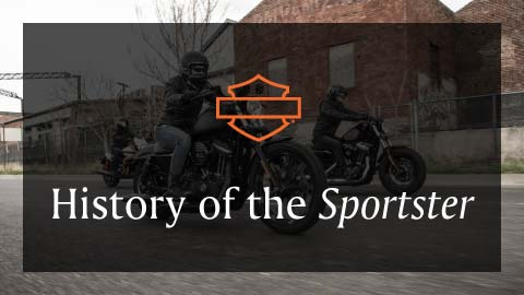 History of the Sportster