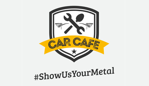 Car Cafe logo.