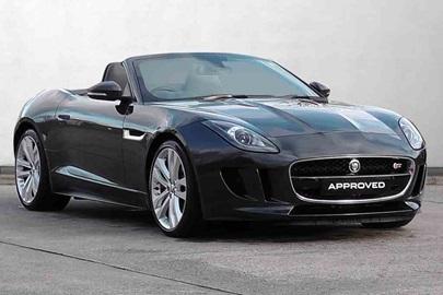 Jaguar F-Type.