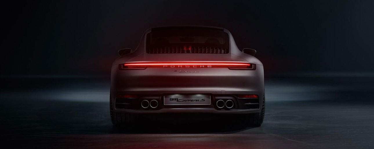 Porsche 911 Spec 2019.
