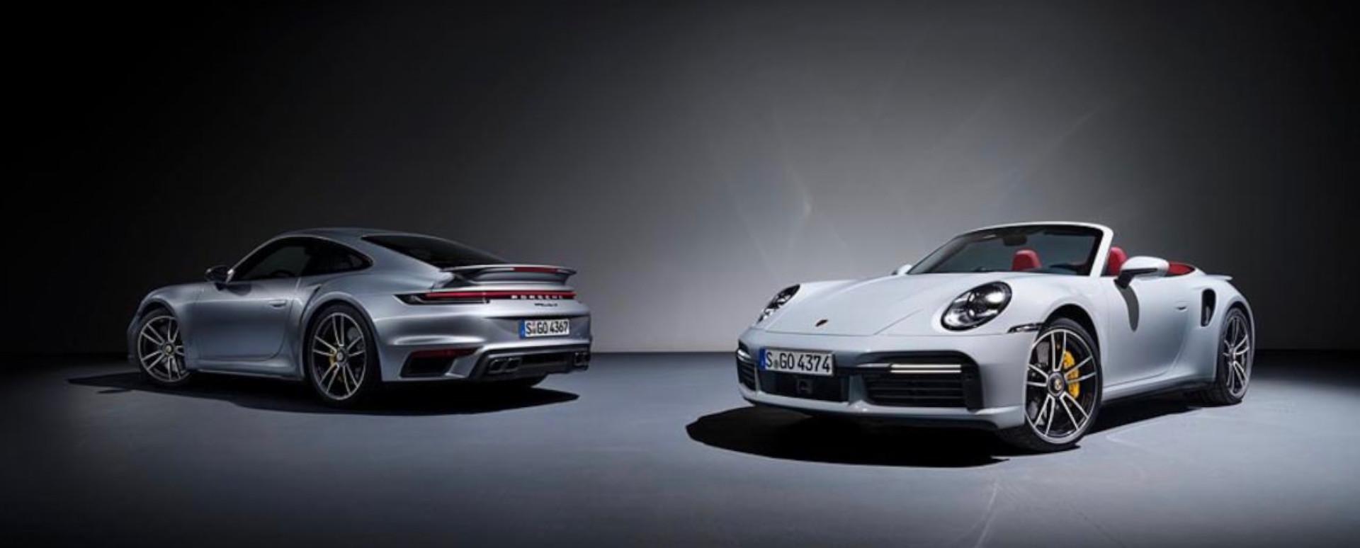 Porsche 911 Pair Large