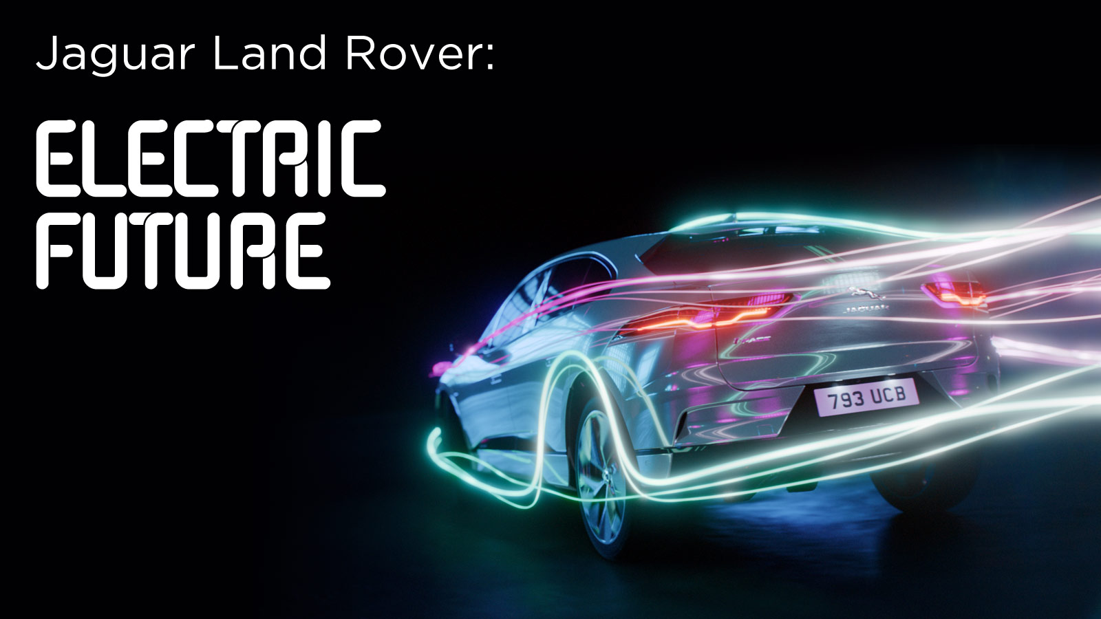 Jaguar Land Rover Electric Future