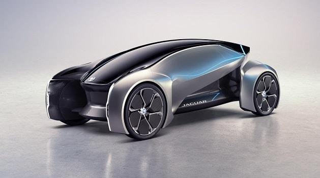 Jaguar Future Type still.