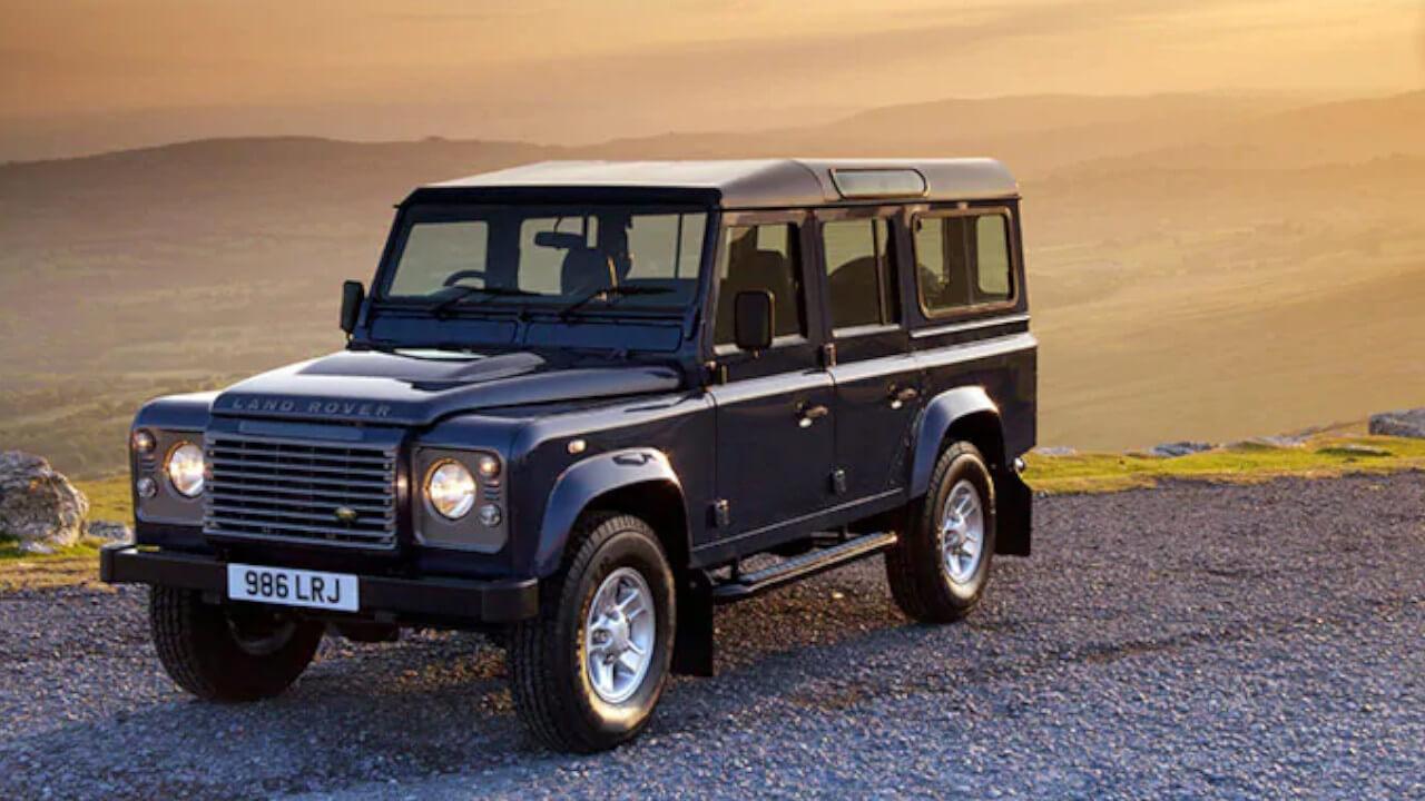 Land Rover Defender Evolution