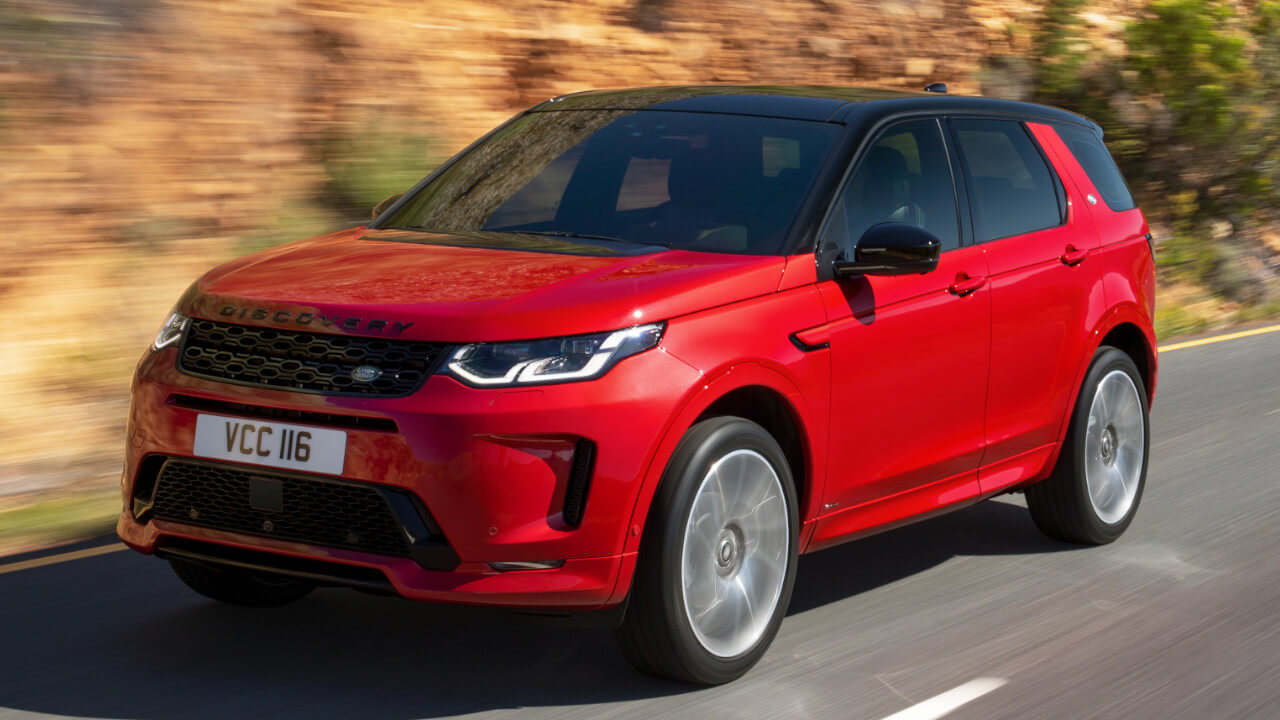 Land Rover Discovery Sport Second Generation