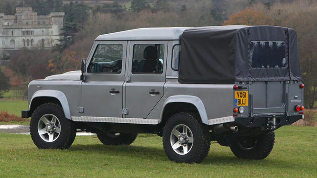 Land Rover One Ten