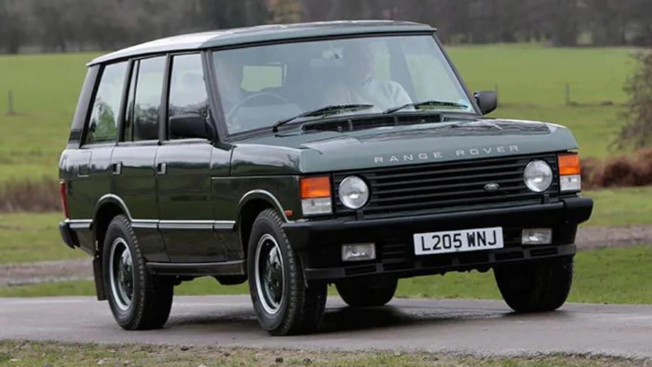 Land Rover Range Rover 4-door