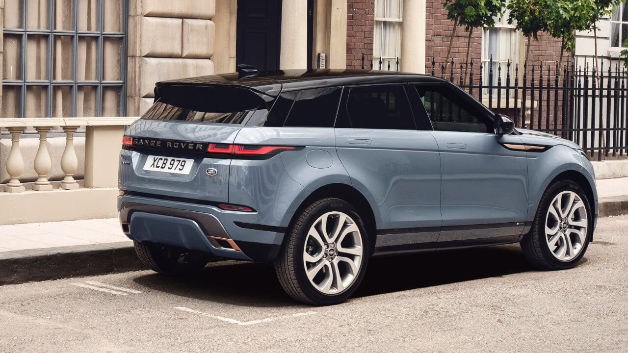Range Rover Evoque Second Generation