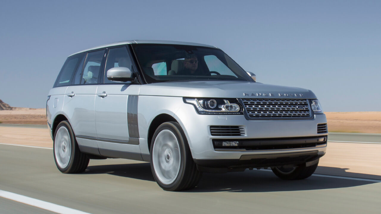 Range Rover Fourth Generation