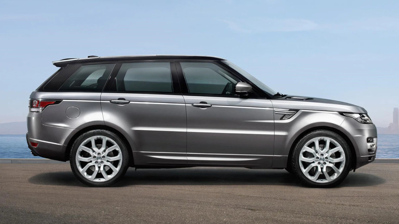 Range Rover Sport Second Generation