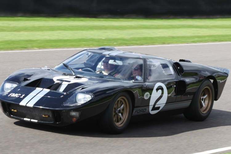 Ford GT40 .