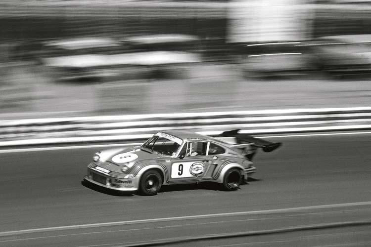 Porsche 911 Carrera RSR Turbo.