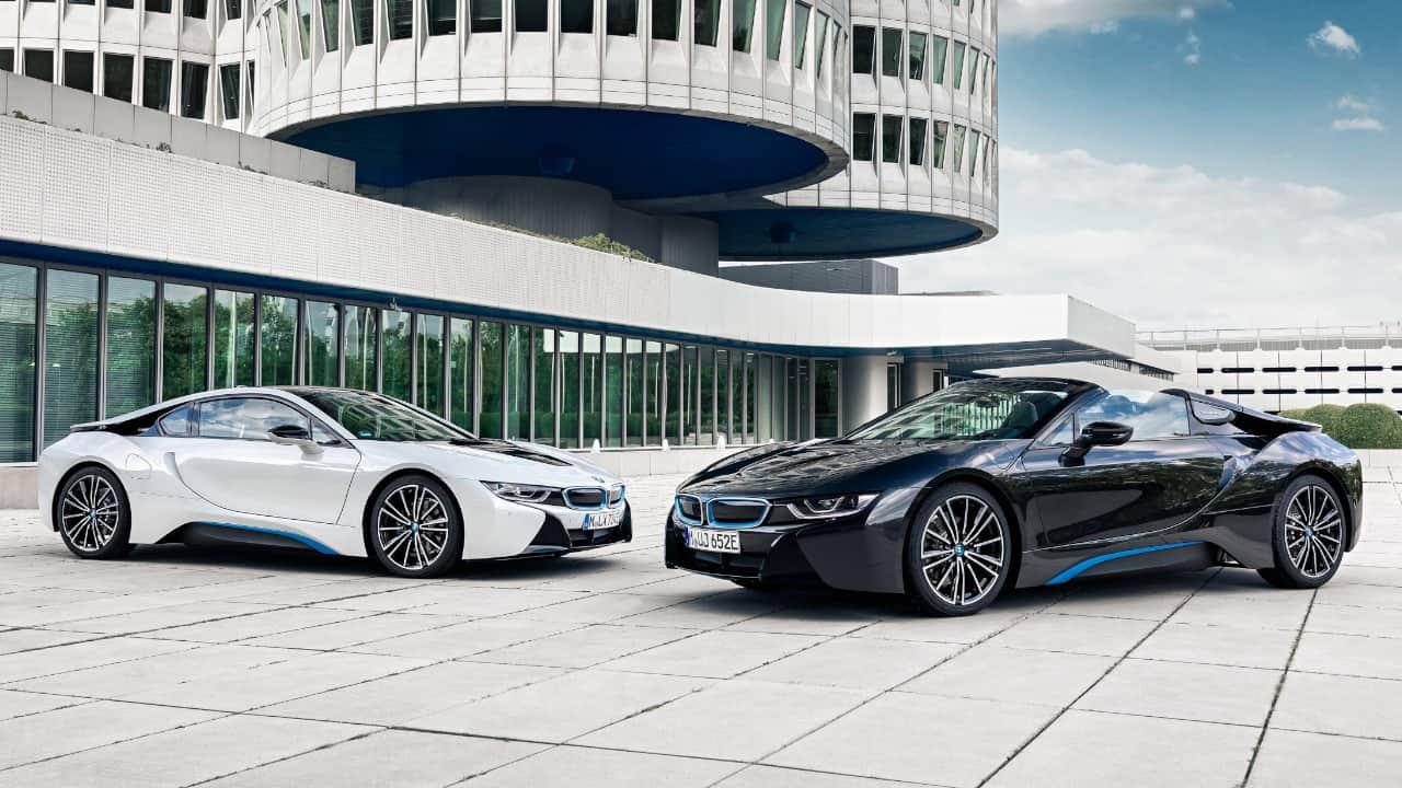 BMW i8 Pair