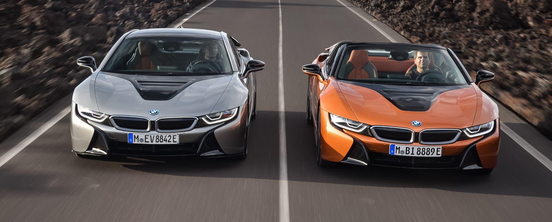 BMW i8 Large