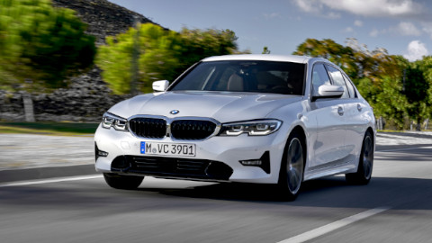 BMW 3 Series Thumbnail