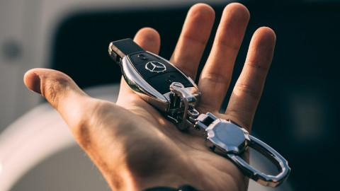 Mercedes-Benz Key