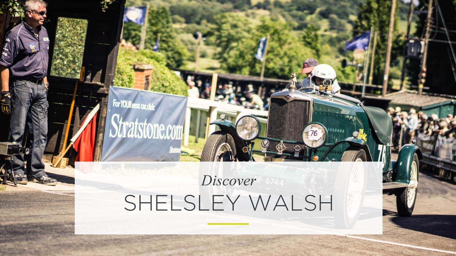 Discover Shelsley Walsh