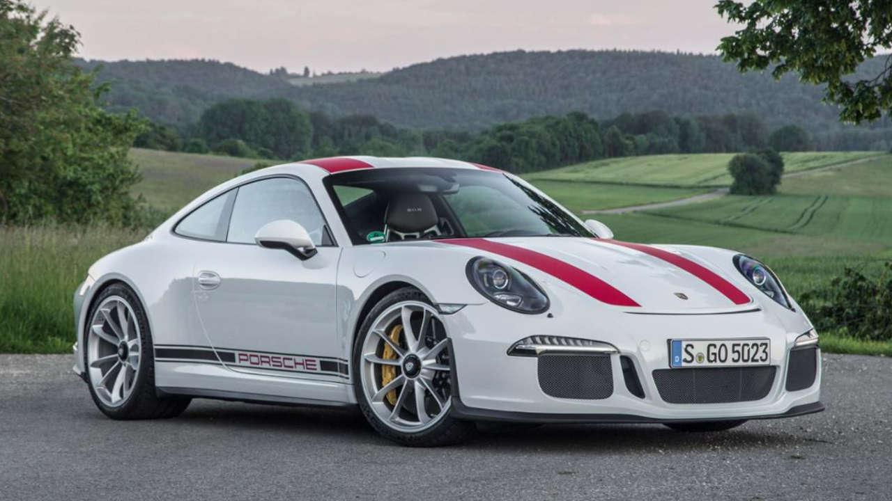 Porsche 911 991 R