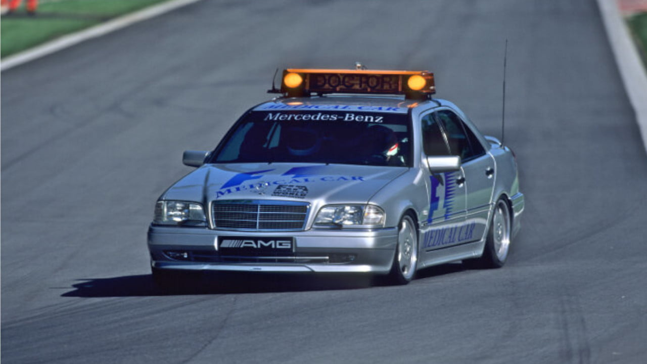 C36 AMG Safety Car