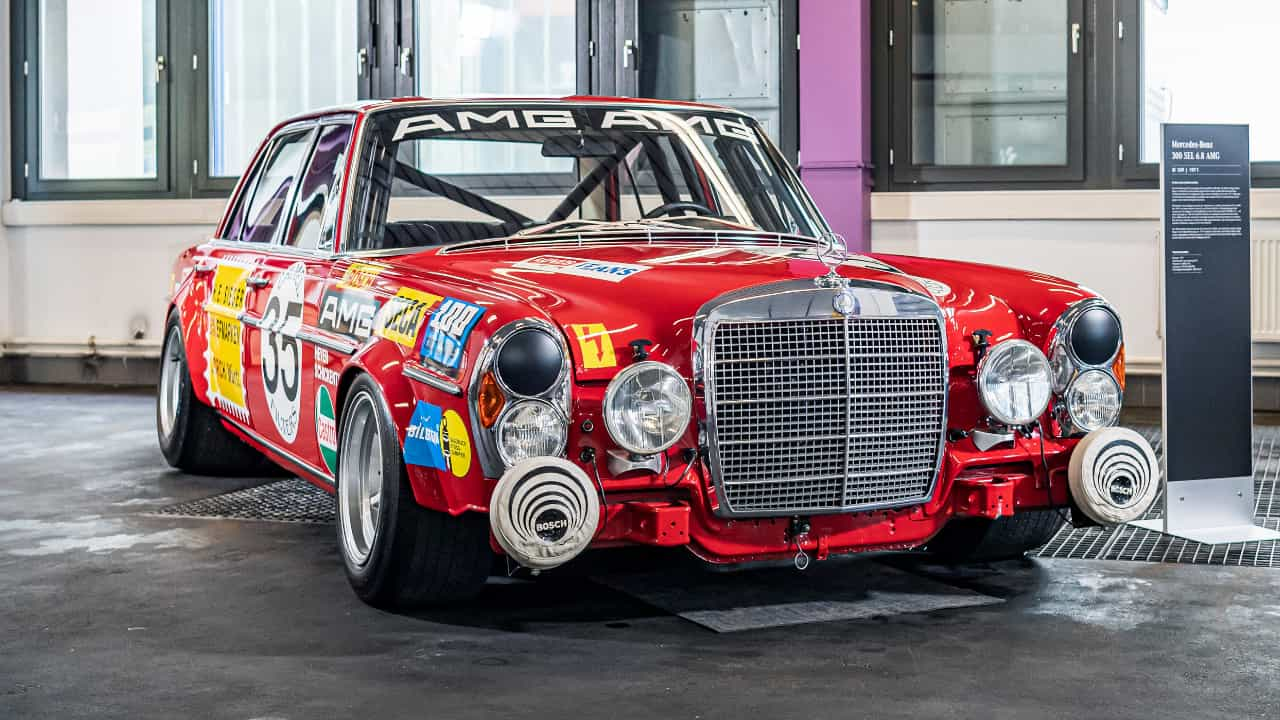 Red Pig AMG