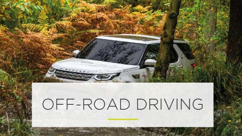 Best UK Off Road Driving Experiences