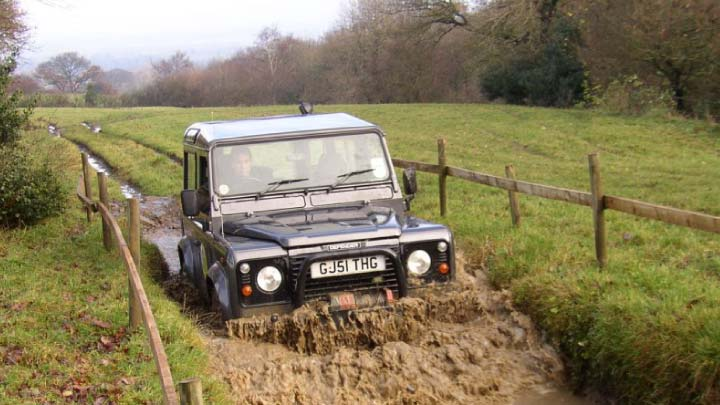 Deepdale Off Road 4x4 Driving Centre