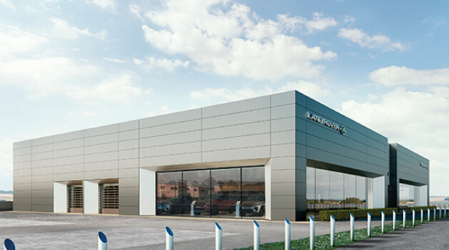 JLR Dealership