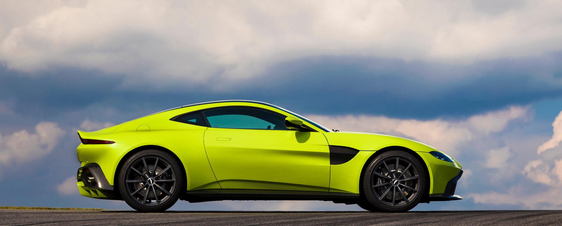 Aston Martin Vantage Hero Large