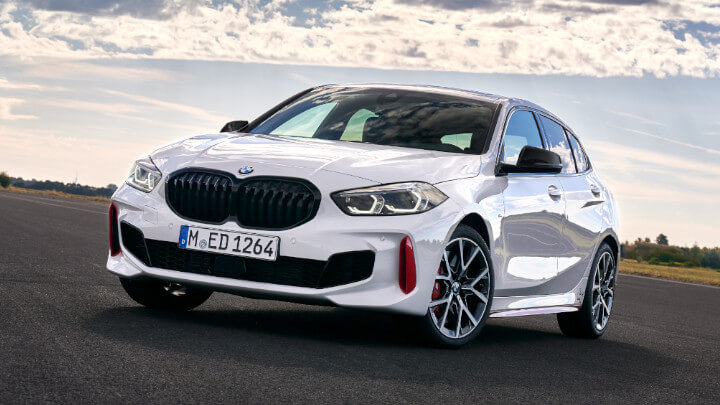 BMW 1 Series ti