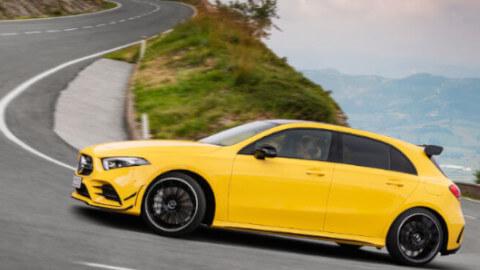 Mercedes-AMG A 35 Thumbnail