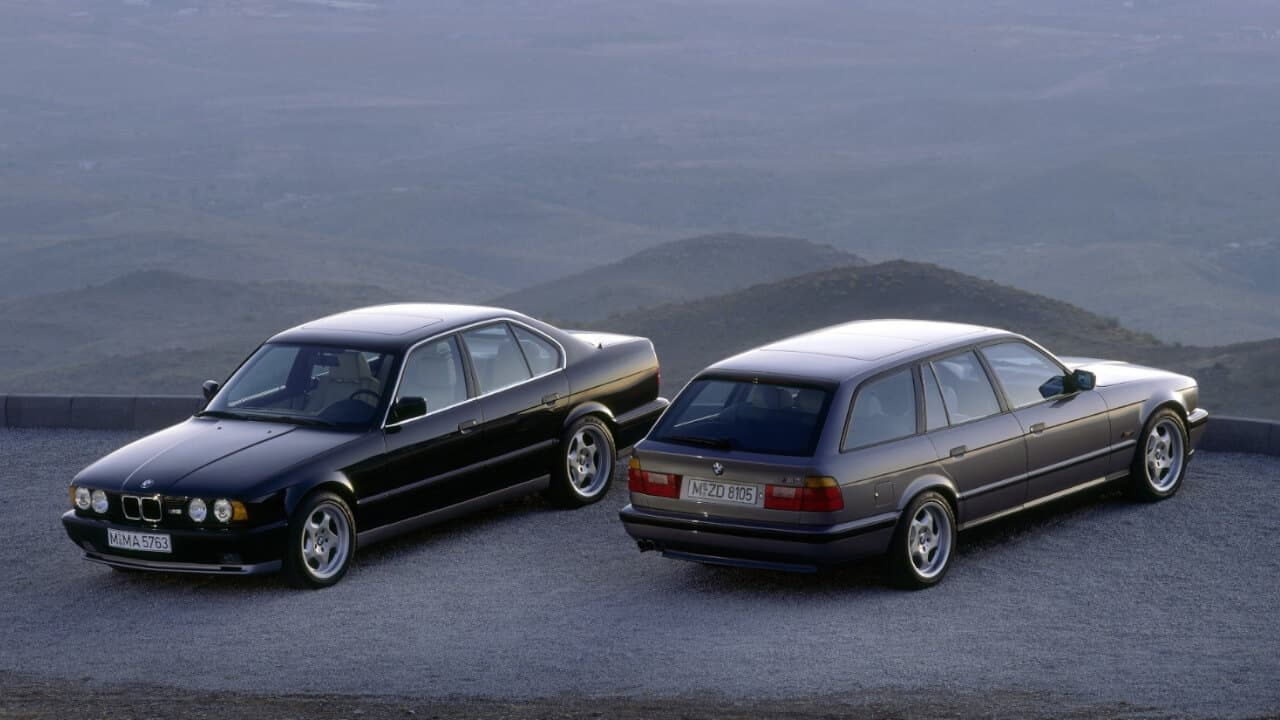 Bmw M The History Of Bmw M Cars