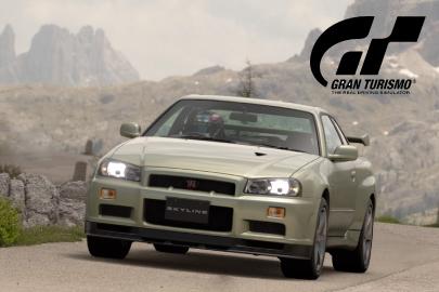 GT-R R34 Thumbnail Gran Turismo