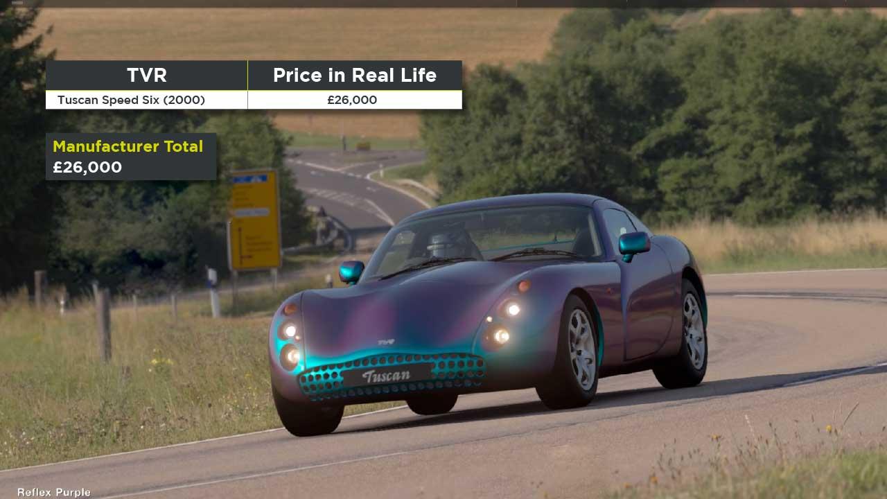 TVR Gran Turismo