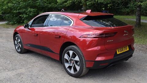 Jaguar I-PACE thumbnail