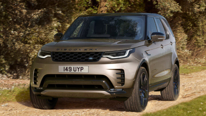 Land Rover Discovery: Country Road
