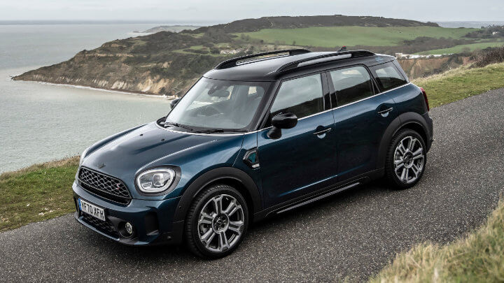 MINI Countryman: Country Road